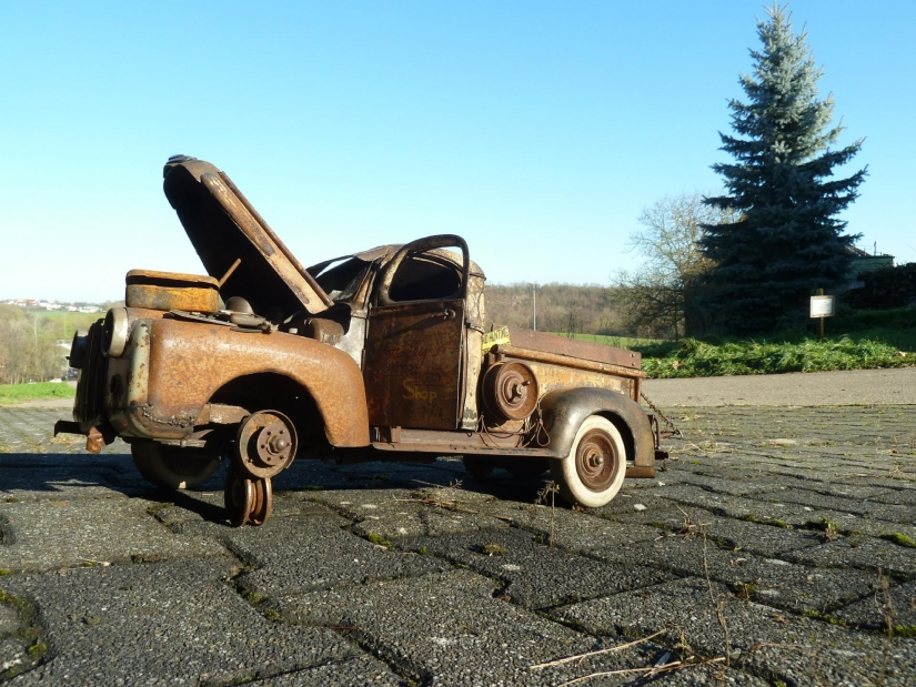 Ford  Pick up '47